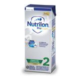 Leche De Fórmula Líquida Nutricia Bagó Nutrilon Profutura 2 Por 90 Unidades De 200ml