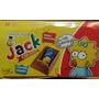 Jack Chocolatin Por 20 Uni Muñeco Stickers Y Tattoos