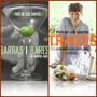 Combo Libros -inés De Los Santos ( Barras Y Bares + Tragos )