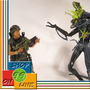 Aliens Dwayne Hicks Vs Xenomorph Warrior Pack X 2 - Neca -