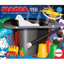 Juego De Magia 150 Trucos Con Galera Antex Mejor Precio!!