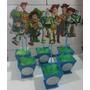 Centros De Mesa Toy Story, Tortugas Ninja, Mickey Y Mas!!