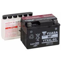 Batería Motos Yuasa Ytx4l-bs 12v 3ah Honda Fan Bros Dax