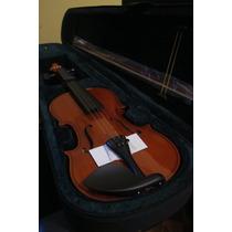 Violin 1414 4/4 G14 General Music Estudio Estuche Arco Stock