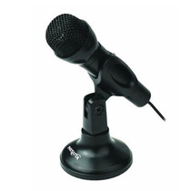 Micrófono Para Pc Reforzado Nisuta Ns Mic180 Garantía Ofic