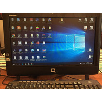 All In One Compaq Cpt 013 Aio 18,5 Pulgadas Hd 500