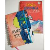 Cin Wololo - Agenda 2020 + Libro Loca, Cósmica Y Otros Viaje