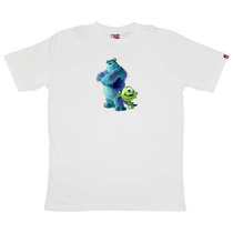 Remeras Estampadas Monster Inc University!