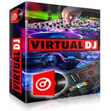 Virtual Dj 8.348 Pro Infinity 2019-activacion Automatica