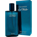 Perfume Imp. Cool Water For Men De Davidoff 125ml Edt