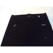 Pantalon De Vestir Talle 42 Tiro Medio Sicala Recto