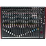 Allen & Heath Zed-22fx Consola Sonido 16 Canales Usb Efectos