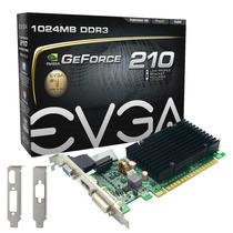Placa Video Geforce Evga G210 1gb Ddr3 Hdmi Vga Dvi  Mexx