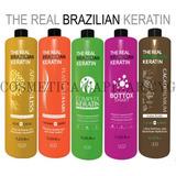 Alisado Definitivo Original Real Brazilian Keratin X4