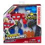 Muñeco Transformers Hero Mashers - Optimus Prime