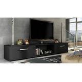 Modular Tv Rack Tv Mueble Moderno Living Mesa Para Led Lcd Moderno Para Televisor Módulo Bajo Led - Benedit Muebles