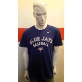 Remera Nike Mlb Toronto Blue Jays Made In Honduras