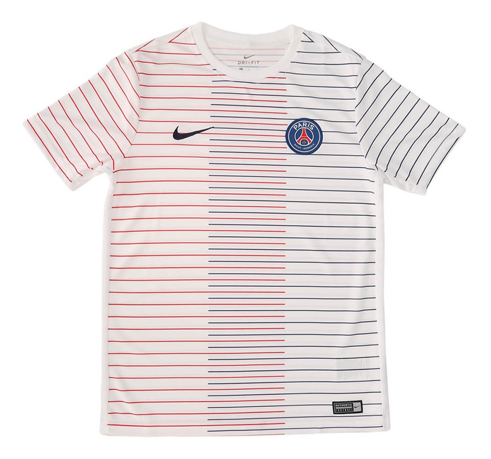 Remera Nike Paris Saint German Dry 2023779-sc
