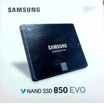 Disco Ssd Samsung 850 Evo 250gb Sata3 6gbs 2.5