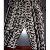 Pantalon Estampado Fibrana.talle 4 Y 5.nuevoss!!! Vivimar7
