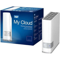 Disco Externo Wd My Cloud 4tb Red Rj45 Internet Usb 3.0
