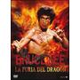Dvd Bruce Lee La Furia Del Dragon / 7 Films / Digipack