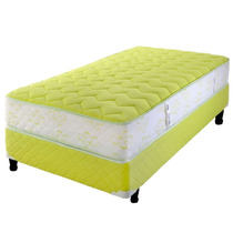 Base Sommier Meyer Kolors Green 80cm.