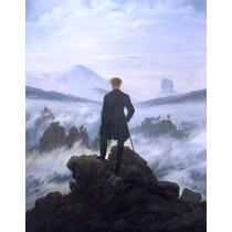 Cuadros Caspar David Friedrich Canvas Montados En Bastidor