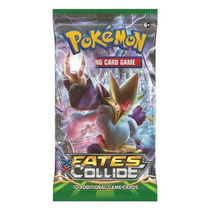 Novedad!!! 10 Packs Pokémon Tcgo Xy Fates Collide!