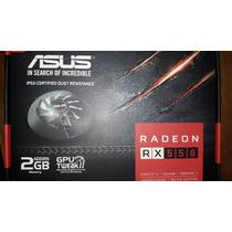 Asus Rx 550 Radeon 2gb