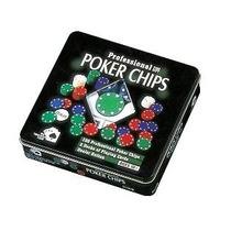Poker Set X100-fichas