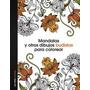 Mandalas Y Otros Dibujos Budistas Para Colorear - Ed. Paidos