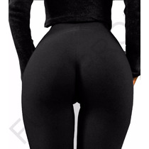 Calzas Leggings Supplex Tiro Alto Deportes Power Fitness Cml