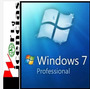 Windows 7 Pro Professional Licencia Original Para 5 Pc