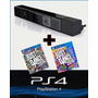 Camara + Just Dance 2015 Y 2016 Ps4 Fisico Nuevo Xstation