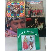 Discos De Uña Ramos-markama-tito Veliz-cuarteto Zupay
