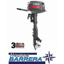 Motor Yamaha 8 Hp 2t-entrega Inmediata-ver Oferta De Contado