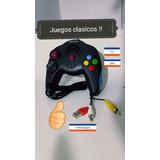 Consola Family Game Joystick Usb Con Juegos.!!! Novedad !!!!