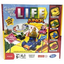 El Juego De La Vida Life Version Junior Hasbro La Horqueta