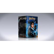 Harry Potter En Dvd - Saga Completa 8 Dvd´s