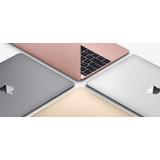 Notebook Apple Macbook Retina 12'  256gb Ssd 8gb 1 Año Gtia