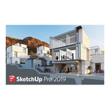 Sketchup Pro 2019 + Vray 4.0 + Componentes + Materiales