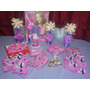 Mesa Dulce Candy Bar Tematico 20 Chicos Imperdible Violetta