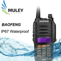 Handy Baofeng Uv 9r 8w Uhf- Vhf Ip67+auriculares +factura A