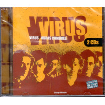 Virus - Obras Cumbres ( 2 Cd )