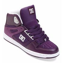 Zapatillas Dc Shoes Rebound High (fus) - Dc056002