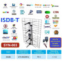 Antena Panel Tv Digital Hd Publica Tdt Tda Uhf Potenciada