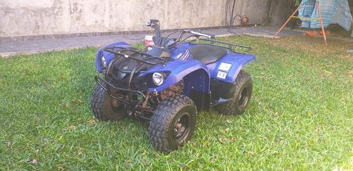 Yamaha Grizzly 125 Azul