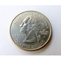 Moneda Cuarto De Dolar Conmemorativa