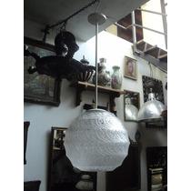 Gran Lámpara Retro-vintage. Antigua Saudade